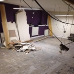 Room renovation Westside Developments Edinburgh
